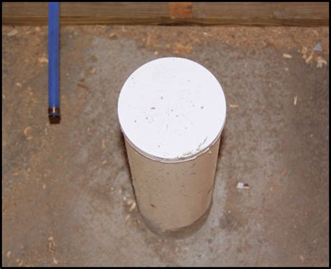 Toilet Flange On Concrete Floor by How A Plumber Inspects Plumbing Toilets The Ashi