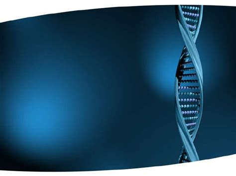 Dna Powerpoint Templates Dna Structure Design Template