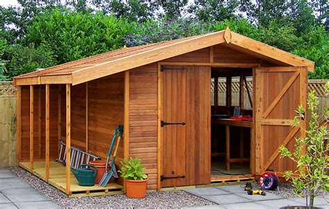 Shed Showroom by The Stanford Apex Shed Bright Fencing