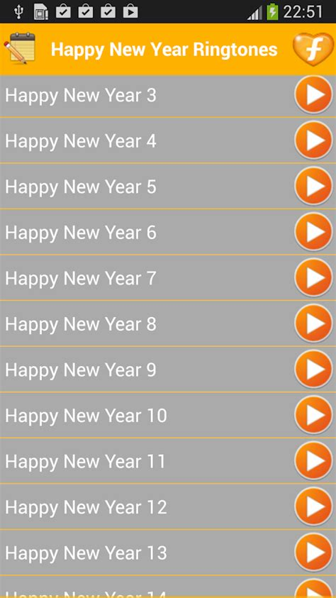 new years ringtone 2016 happy new year ringtones android apps on play