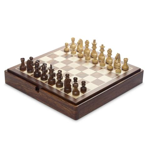 magnetic chess italfama wooden magnetic complete chess set