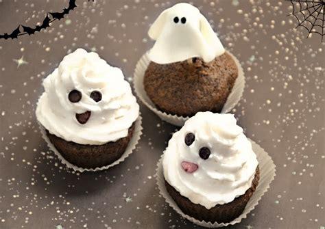 Cupcakes Rezept 5888 by Cupcakes Rezept Rezept Ghost Cupcakes