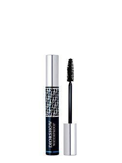 Diorshow Waterproof Backstage Mascara Expert Review by Diorshow Black Out Spectacular Volume Noir Khol