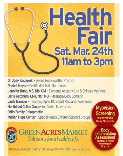 health fair flyer templates free hair flyers hair flyer templates and printing hairstyles