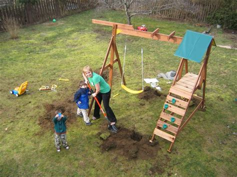 swing set pieces the keay family singers it is finished