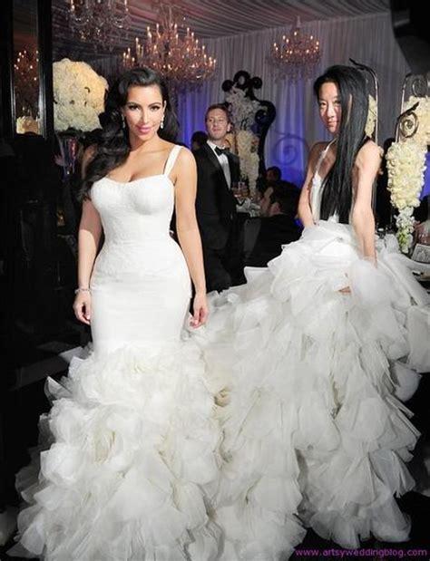 Top Celebrity Wedding Dresses   Paperblog