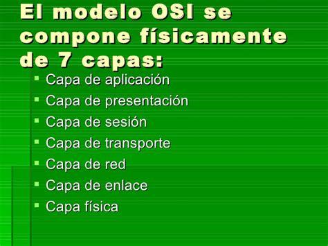 modelo osi capas de 7 capas modelo osi 1229910694684087 2