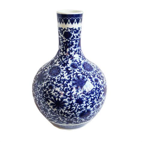Blue Ceramic Vases by Shop Houzz Design Mix Furniture Indigo Blue And White