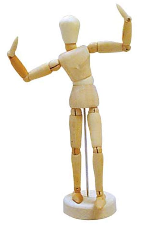 Drawing Mannequin by Unisex Wooden Drawing Manikin 5 5 Inch Alvin
