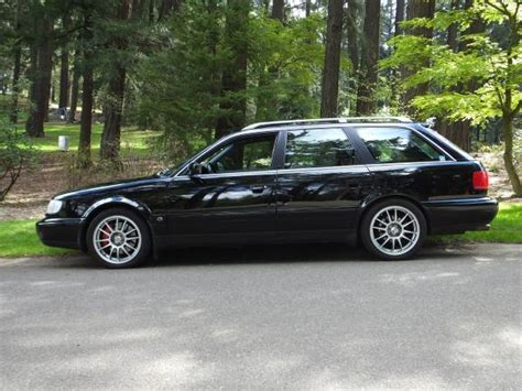 1995 Audi S6 For Sale by Take 1995 Audi S6 Avant German Cars For Sale