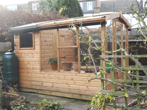 Garden Sheds And Greenhouses by 17 Best Ideas About Greenhouse Shed On Outdoor