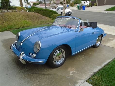 porsche 356c 1964 porsche 356c for sale 1891510 hemmings motor news