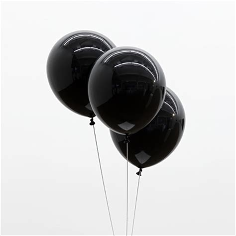Mapepe Tulle Clip Black 1 Pc black balloons 20pc 10 inch thick 2 3 g birthday ballons