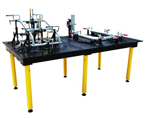 Modular Welding Tables And Tool Kits Strong Welding Table