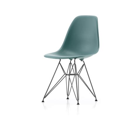 Eames Side Chair by Eames Plastic Side Chair Dsr St 252 Hle Vitra Architonic
