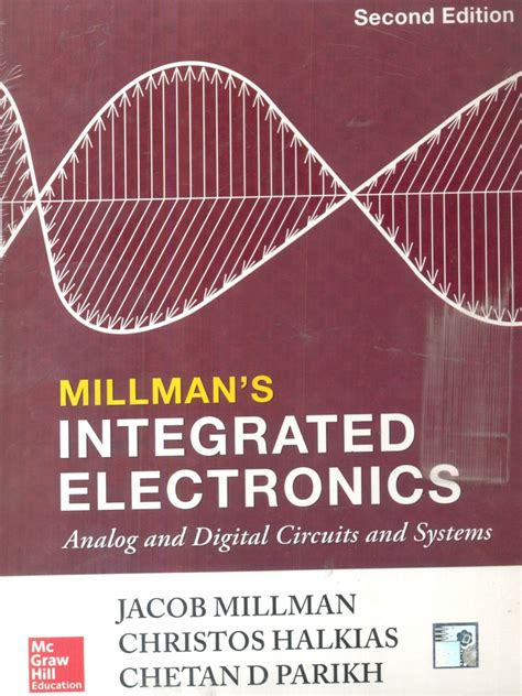 analog circuit integrator integrated electronics analog and digital circuit systems 2 edition buy integrated