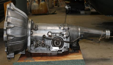 Ford C4 Transmission by Ford C4 Shifter Linkage