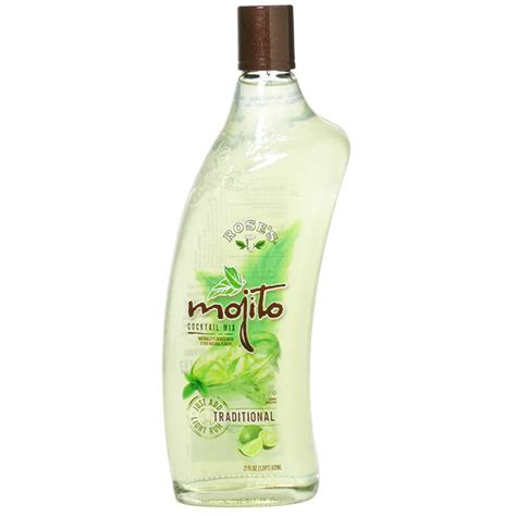 mojito cocktail mix rose s 21 oz mojito mix original