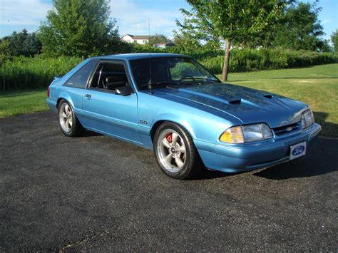 1992 mustang hatchback 1992 mustang lx hatchback 5 0 bimini blue