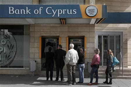 what happened to bank what happened with cyprus banks money