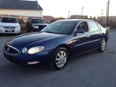 2006 buick lacrosse reviews 2006 buick lacrosse pictures cargurus