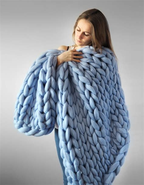 how to make a chunky knit blanket chunky knit blanket how to