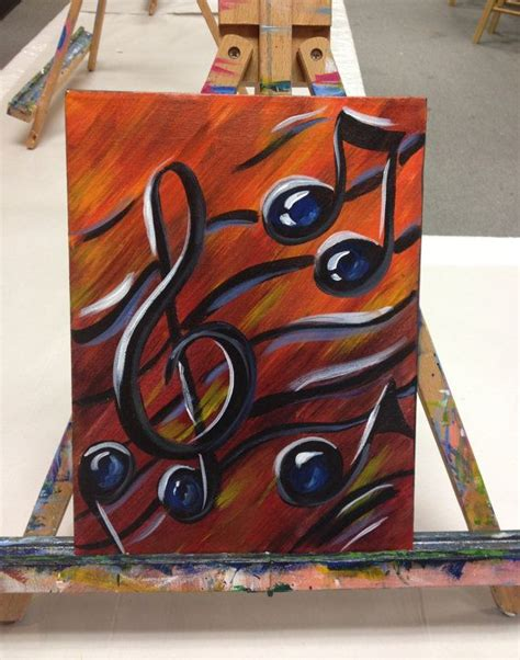 acrylic painting notes notes 9x12 acrylic painting painting for