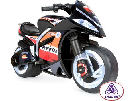 injusa repsol wind motorcycle 6v power wheel