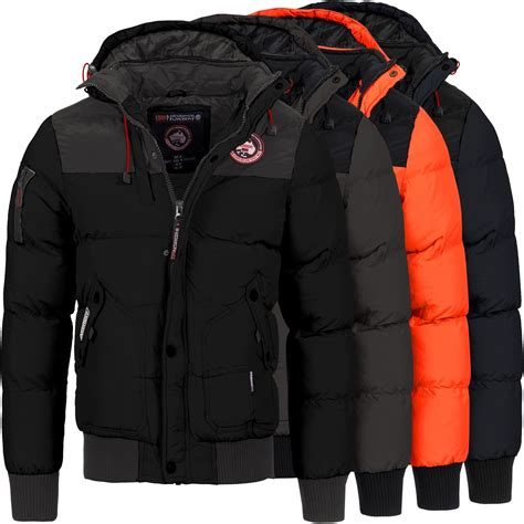 Herren Winterjacke by Geographical Herren Winterjacke Vortex Steppjacke