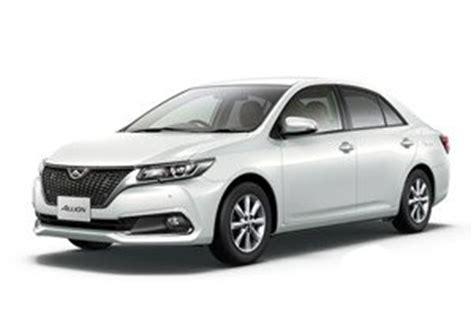 new toyota allion new toyota allion car prices photos specs features