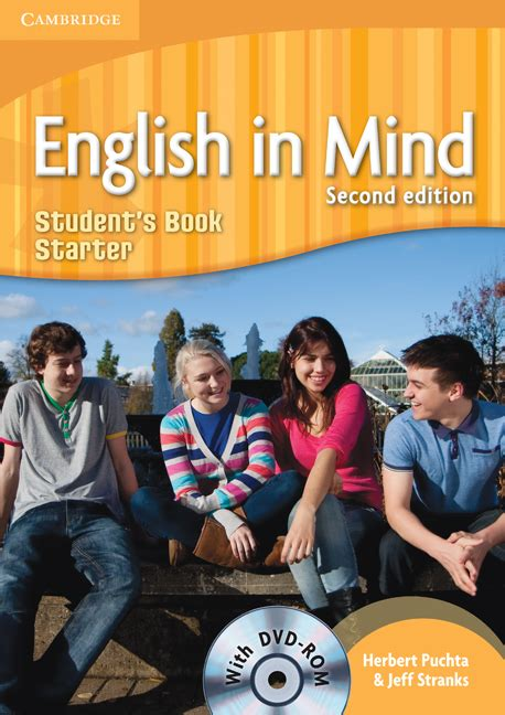 american english in mind student s book starter english in mind second edition student s book with dvd rom starter by herbert puchta jeff