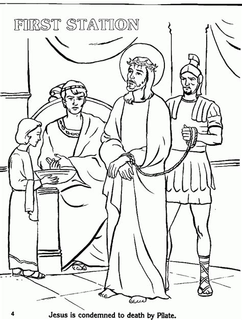 catholic coloring pages for kids free coloring home