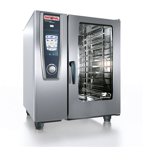 Oven Rational rational s whitefficiency rational
