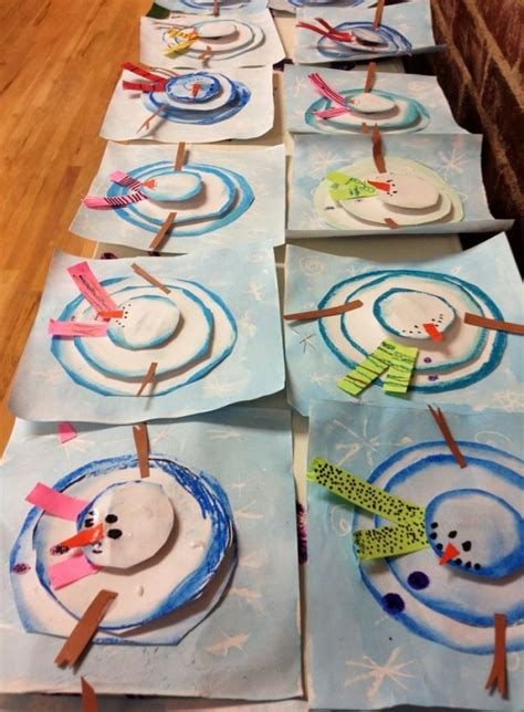 winter craft projects best 25 winter ideas on snowflakes