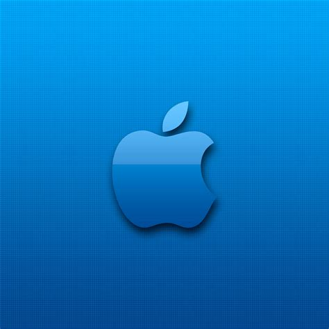 apple wallpaper ipad retina blue apple ipad retina wallpaper for iphone x 8 7 6