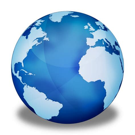 powerpoint template transparent globe filled with planet earth png 25612 free icons and png backgrounds