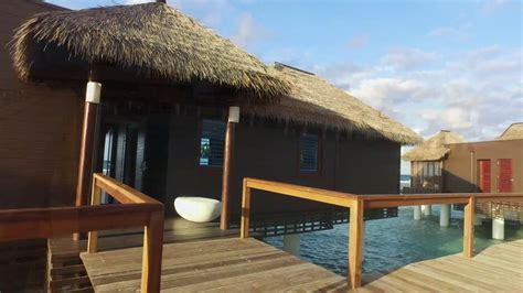 overwater bungalow max martine overwater bungalows at sandals royal caribbean in jamaica