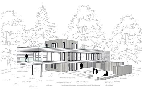 Villa Plan gallery of villa s saunders architecture 22