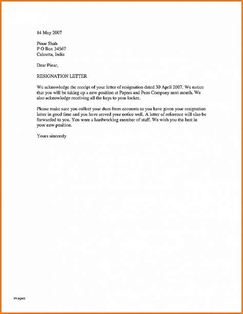 Letter To Inform Clients Of Resignation by Resignation Letter Awesome Sle Letter To Inform Client Of Employee Resignation Sle