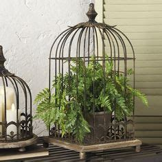 Birdcage Room Decor by Using Bird Cages For Decor 46 Beautiful Ideas Digsdigs Sewing Room Ideas Bird