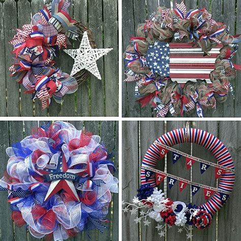 30 homemade diy 4th of july decorations decor craft