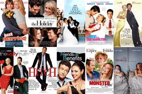 film comedy romantic hollywood which romantic comedy sums up your life