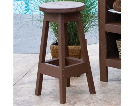 outdoor wooden bar stool plans furniture simple gardens outdoor bar stool solid wood also