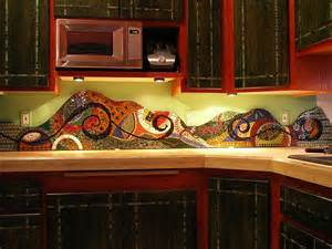 Mosaic Tile For Kitchen Backsplash 20 Creative Kitchen Backsplash Designs