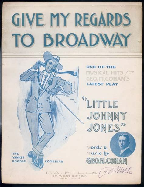 libro the play of george give my regards to broadway wikipedia