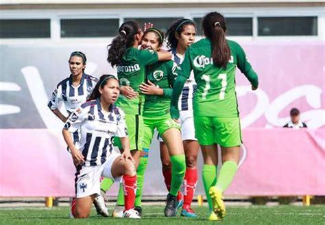 Calendario Liga Mx Femenil 2017 Liga Femenil Apertura 2017 Mexicano Fecha De Inicio