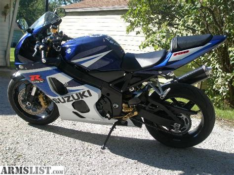 Used Suzuki Gsxr 750 Sale Armslist For Sale Trade 2005 Suzuki Gsxr 750