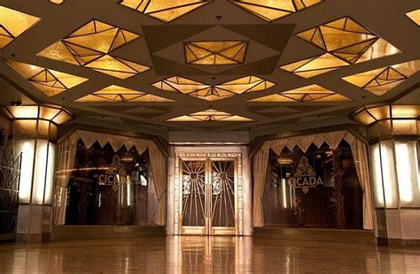 Vintage Venue    Cicada   Oviatt Penthouse    Art Deco