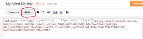 membuat textbox html haranobu chikanatsu blog membuat textbox text area pada