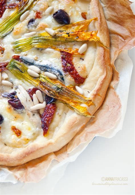pizzeria fiori di zucca pizza mare e fiori di zucca